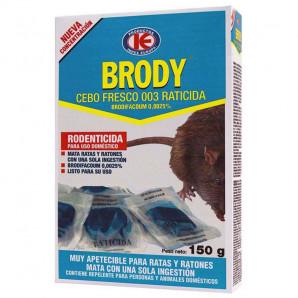 Brody cebo fresco 150 gr