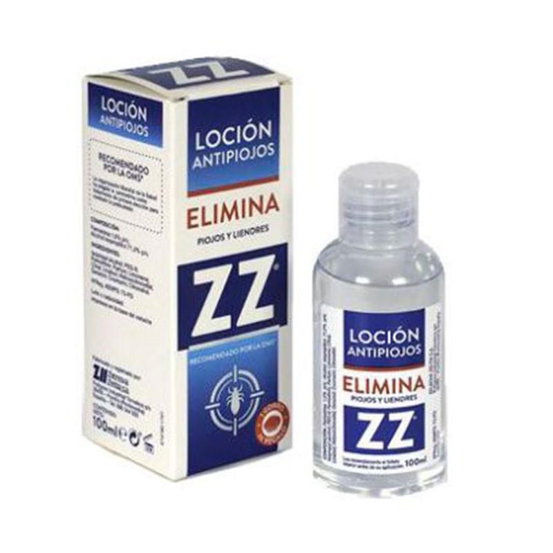 ZZ Loción antipiojos 100 cc