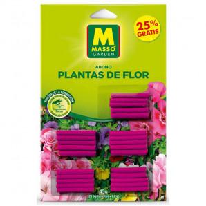 Abono bastoncitos plantas flor
