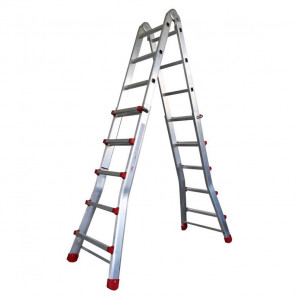 Escalera multiposicion 4x4
