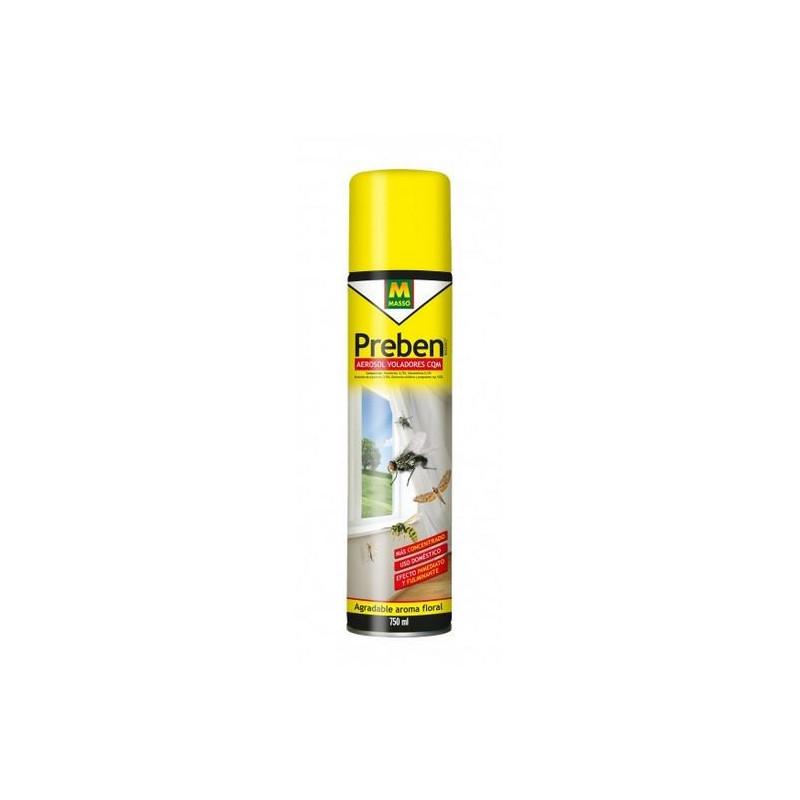 Insecticida insectos voladores