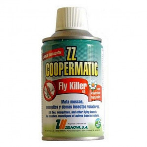 ZZ-Coopermatic carga 250 ml