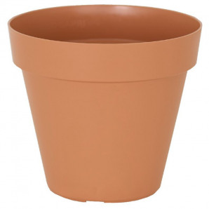 Vaso Capri 18 cm terracotta