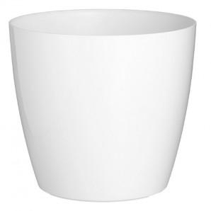 Maceta San Remo 18 cm blanco
