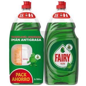 Fairy pack 2x780 ml