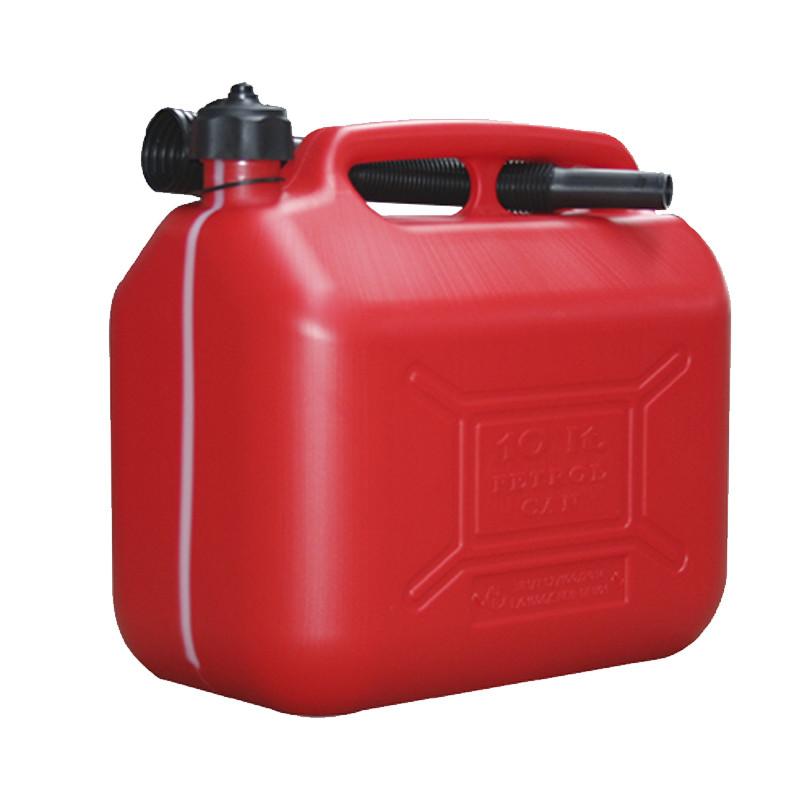 Bidón combustible 10 lt