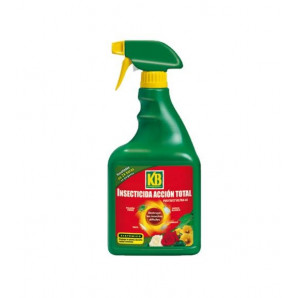 KB insecticida acción total 750 ml