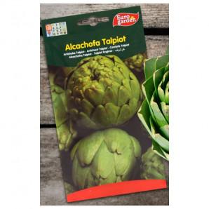 Semilla sobre alcachofa Talpiot