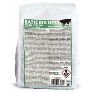 Raticida verde 1 kg (DF30)