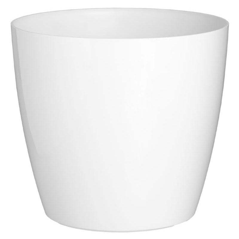 Maceta San Remo 20 cm blanco