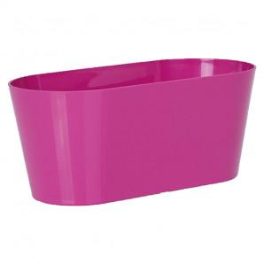 Jardinera Porto 30 cm rosa fucsia