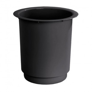Insert Santorini 65 cm negro