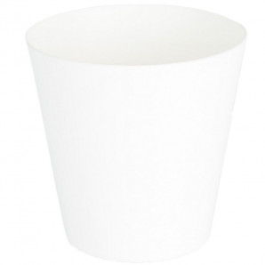 Maceta Porto mate 14 cm blanco