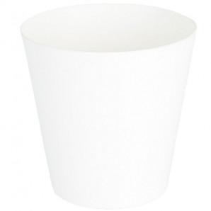 Maceta Porto mate 18 cm blanco