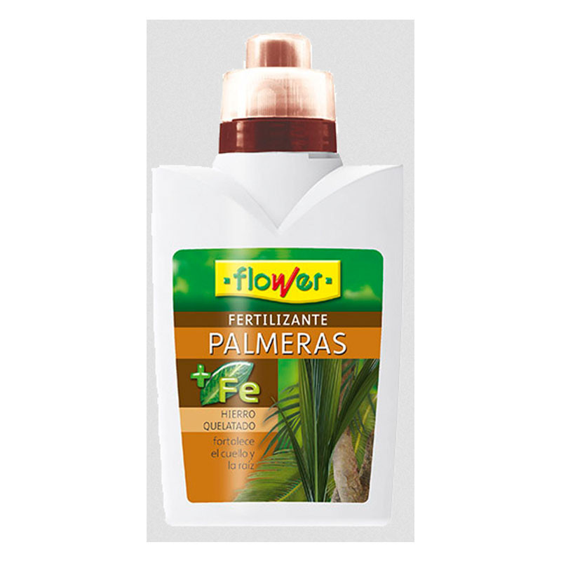 Fertilizante líquido palmeras 500 ml