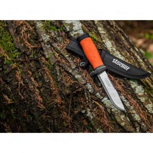 Cuchillo con funda