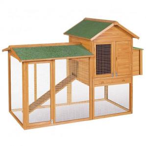 """Caseta de madera para gallinas """"Dublín"""""""