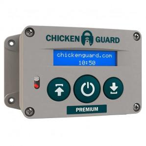 Elevador automático puerta gallineros