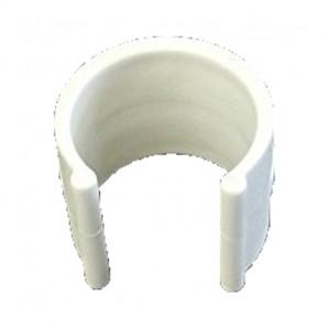 Clip tubo para invernadero 30 mm