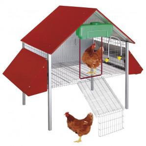 Eco-Ponedero 12 gallinas