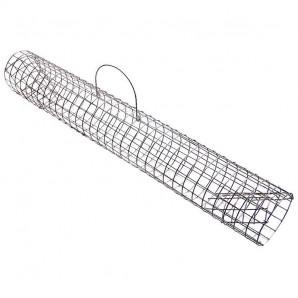 Trampa de tubo para conejos