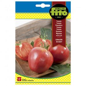 Semilla sobre tomate Corazón de buey