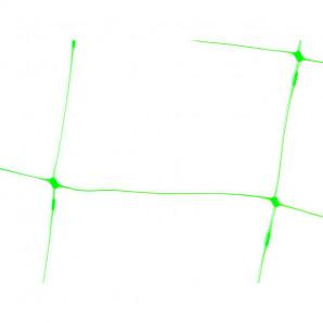 Malla judía 2 x 100 m verde