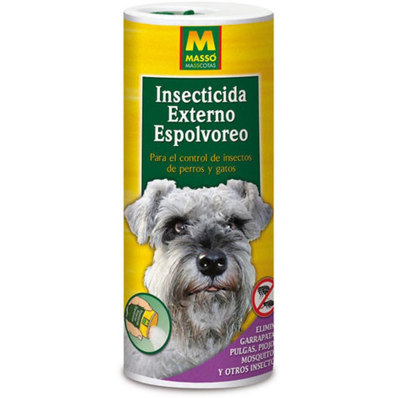 Insecticida externo espolvoreo 250 g