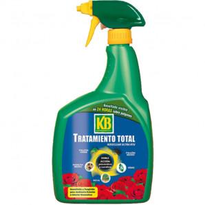 KB Pulverizador insecticida + funguicida 750 ml