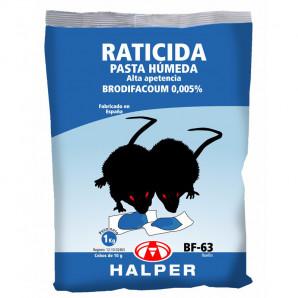 Raticida azul 1kg (BF-70)