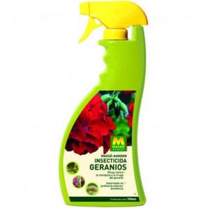 Insecticida geranios 750 ml