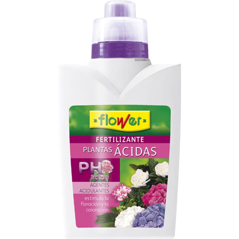 Fertilizante líquido plantas ácidas 500 ml