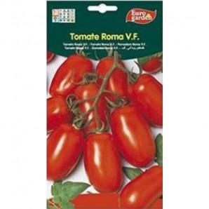Semilla sobre tomate Roma