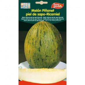 Semilla sobre melón Piñonet piel de sapo