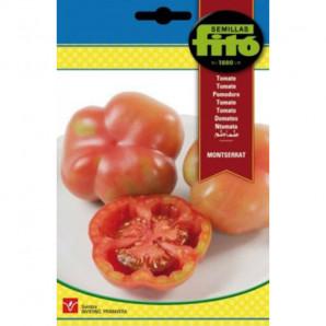 Semilla sobre tomate Montserrat